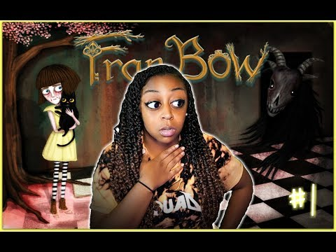 THIS IS TRIGGERING!! | Fran Bow Chapter 1 Gameplay!!!