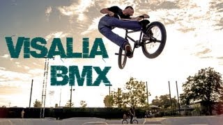 Visalia BMX w/ Freddie Smith & Laz Perry