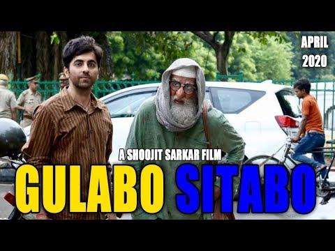 Gulabo Sitabo Trailer - Amitabh Bachchan   Ayushmann Khurrana   Shoojit Sircar Mp3