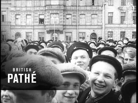 Royal Navy In Russia (1955)