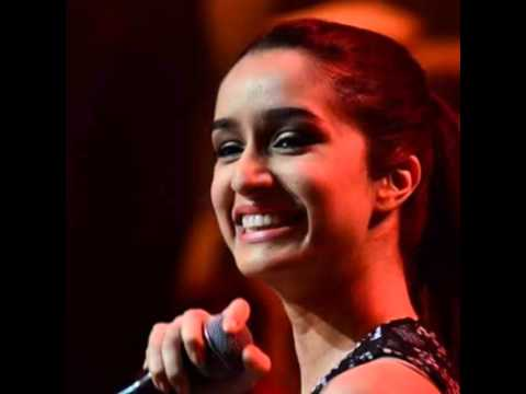 Shraddha Kapoor Singing In India's Raw Star Uncut Video ...