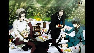 Дворецкие и их хозяева на пикнике (Юмор) | Kuroshitsuji\Comedy Woman