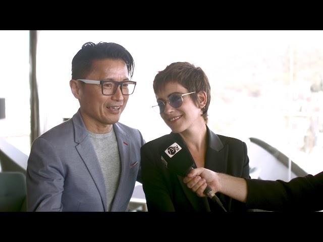 Entrevista 'Los Japón' #FundidoaNegro #22FestivalMalaga