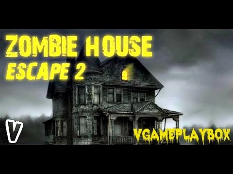 Zombie house - escape 2 (By Best escape games) iOS / Android Gameplay Video