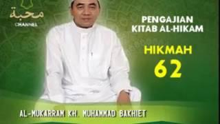 Download Video Pengajian Kitab Al-Hikam - HIKMAH 62 MP3 3GP MP4