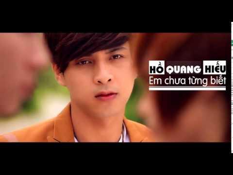 2013 Hồ Quang Hiếu   Em Chưa Từng Biết Remix   DJ Diamen Ft DJ Demon
