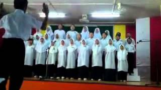 choral speaking 2011(SK.A.A.K)WAKE UP EVERYONE LOVE ,LOVE AND LOVE