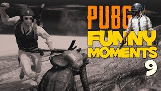 English is Hard - PUBG Funny & WTF Moments #9