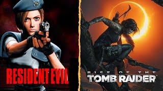 Resident Evil 1996 -  Speedrun Any% jill - En Español