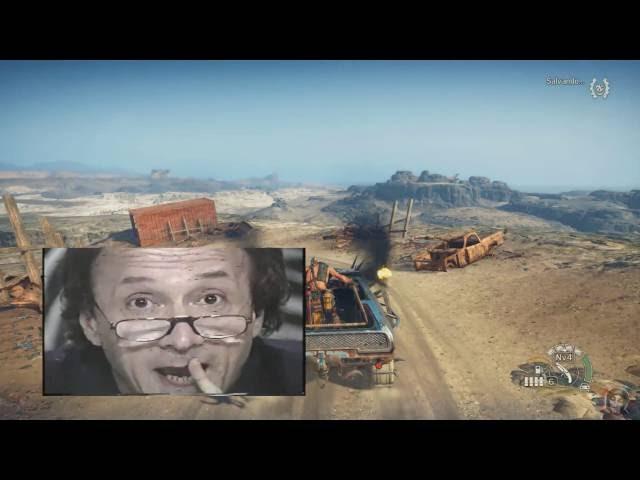 Mad Max - Barba Ruiva dos 7 desertos