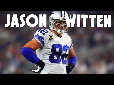 Jason Witten Highlights || Right Above It || HD ||