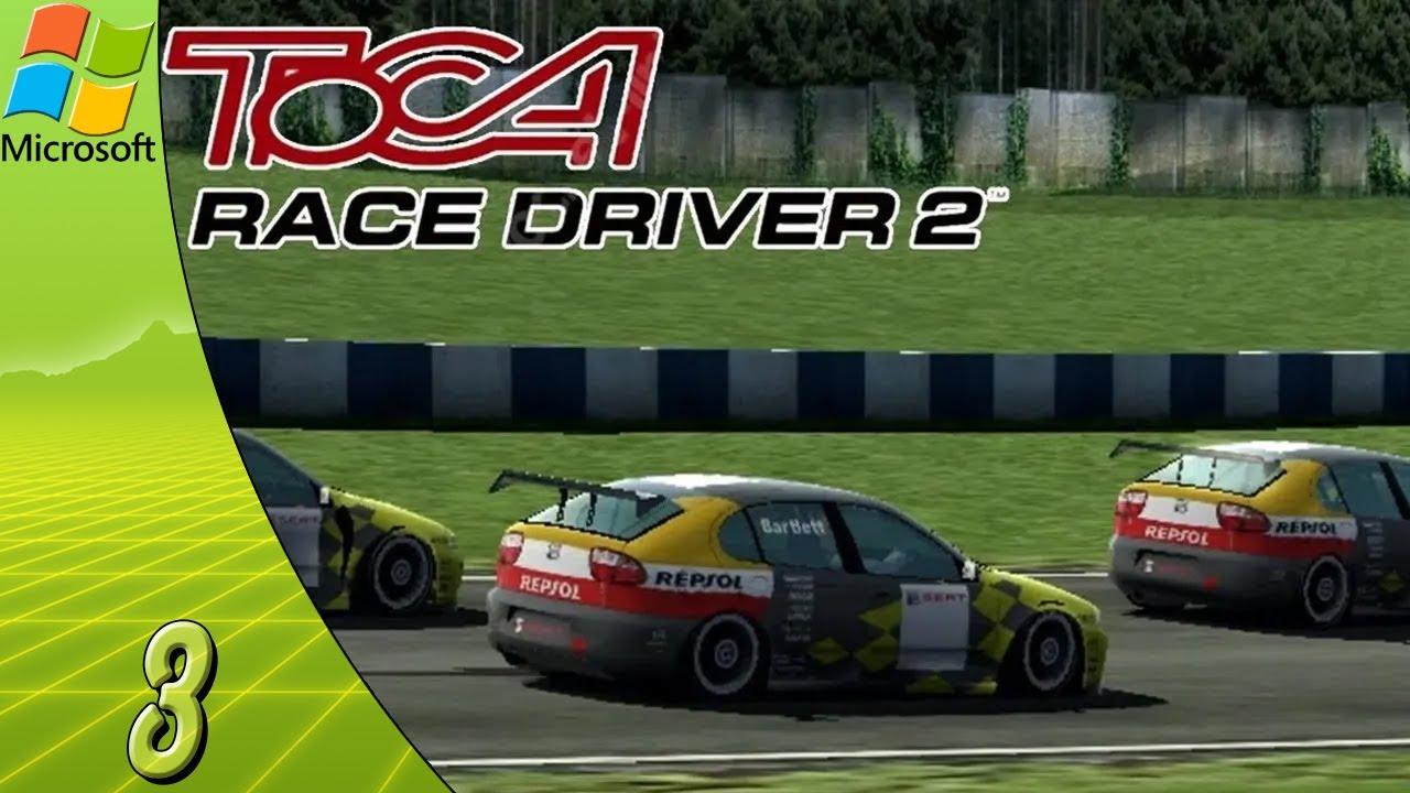 toca race driver 2 car list