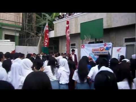 Akustik Band SMA SMK YAPAN Depok, Honda Schoollicious 2012