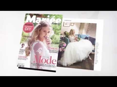Le nouveau Mariée Magazine est en kiosque !