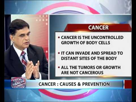 Total Health: Cancer- Causes & Prevention  | 05/02/2017
