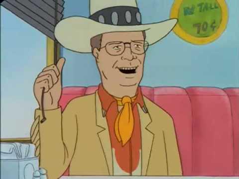 JR, JR, he's a really bad guy!