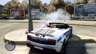 LCPDFR - Officer Speirs - Vaas Patrol