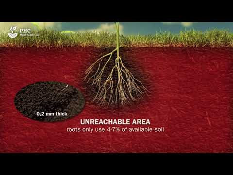 PHC Film  Soil is a living organism