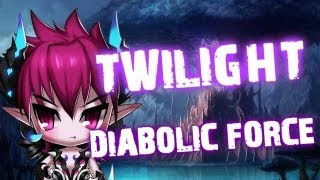 Grand Chase Rebirth : My Twilight (Diabolic Force) in Champion Dungeon