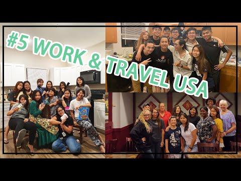 #5 WORK AND TRAVEL USA - A wonderful Summer ????