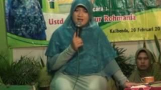 Pengajian Ngapak Lucu-Ustadzah Avi Fatur Rohmania-AKSI INDOSIAR