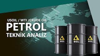 HAM PETROL Teknik Analiz (17.07.2019) | Petrol Fiyatı Nereye Gidecek? #Petrol #WTI #USOIL #Crude Oil
