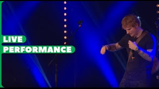 Download Ed Sheeran - Be My Husband (Live at Paddington Town Hall for iHeart Radio) MP3 song and Music Video