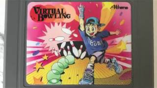 Adventures in the 3rd Dimension: Virtual Bowling for the Virtual Boy