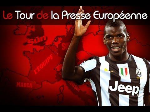 L'échange Cavani-Pogba, Arsenal veut Kaboul... Le tour de la presse européenne !