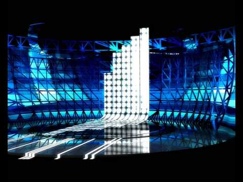 Eurovision stage design youtube for It design