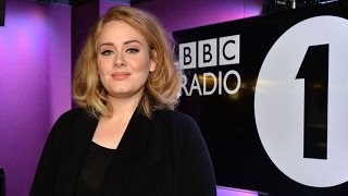 Adele Shows Off Slimmer Figure and Reveals Son Angelo Isn