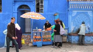 World Trip chaouen MOROCCO