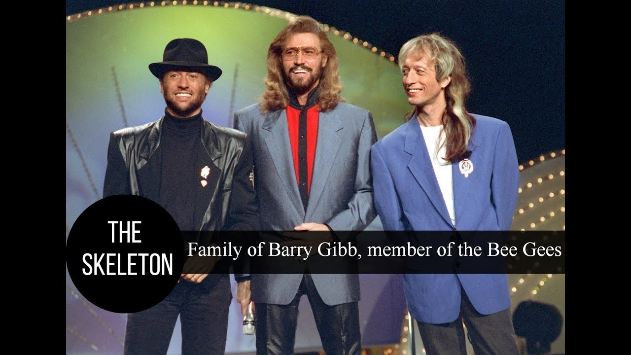 Family Of Barry Gibb Member Of The Bee Gees