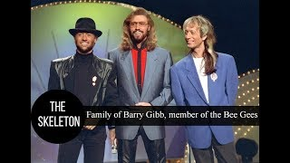 Family of Barry Gibb, member of the Bee Gees