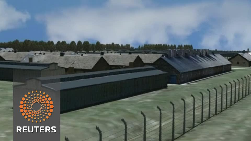 VR Auschwitz helps police uncover Nazi crimes
