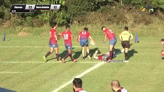 Charrua X Serra Gaúcha (1ª Divisão - Semifinal) │ Gaúcho de Rugby 2018 (Tries)