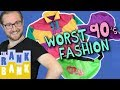 WORST 90's FASHION - The Rank Bank: Episode 3