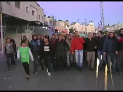 Palestinian Teen Killed In Clash With Israeli Troops