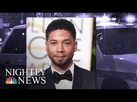 Police  Sources Say They Are Investigating If Jussie Smollett Staged The Attack  | NBC Nightly News