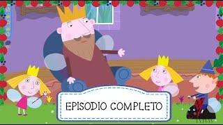 El Pequeño Reino de Ben y Holly - Día ocupado del Rey