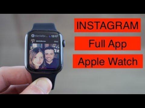 Instagram On Apple Watch (FREE!)