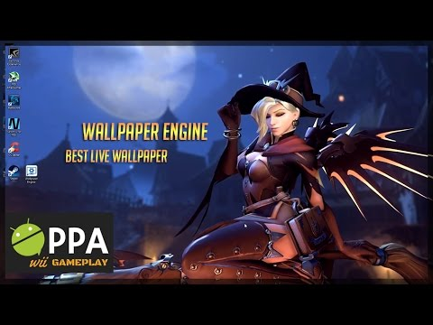 Animated Live Wallpaper Engine [Steam] - Best Live Wallpaper Oppawii - YouTube