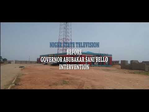 NIGER STATE TELEVISION: BEFORE AND AFTER GOVERNOR ABUBAKAR SANI BELLO'S INTERVENTION