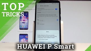 TOP TRICKS HUAWEI P Smart - The Best Tips / Helpful Settings |HardReset.Info