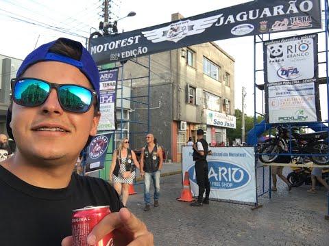 MOTOFEST JAGUARÃO RS /21ª edição