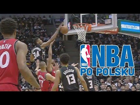 Giannis Antetokounmpo czapuje ŁOKCIEM! Tragedia Toronto | Bucks vs Raptors GAME 3 | NBA po POLSKU