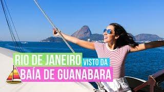 PASSEIO DE BARCO no RIO | Pelo Rio Blog