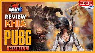 Review Khịa: PUBG Mobile 1.4 Godzilla vs Kong - Bom Tấn hay Bom Xịt? | meGAME