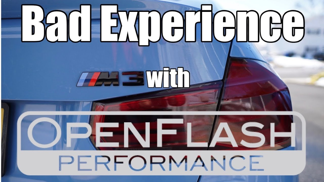 V97: The truth about Open Flash Performance Tablet and Tune for BMW M3 & M4