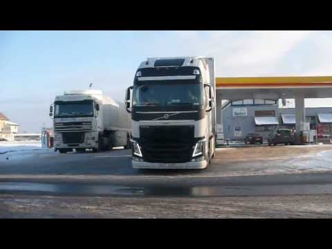 2013 NEW Volvo FH Globetrotter XL! - YouTube